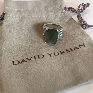 David Yurman Wheaton ring size 6.5